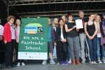 Verleihung des FairTradeSchool-Siegels