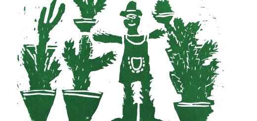 Linolschnitt Klasse 6 Kaktuszüchter (2)
