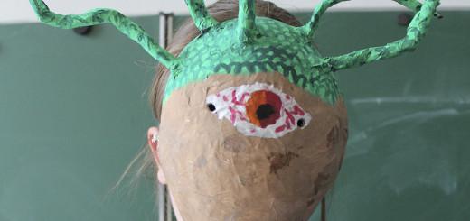Masken Klasse 6
